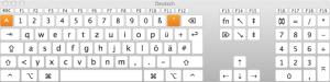 So kann man sich seine Tastatur auf dem Mac einblenden