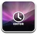 Software Time Machine Editor für Mac OS X