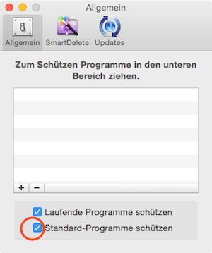 App Cleaner für Mac OS X