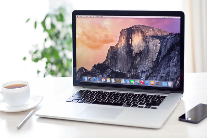 MacBook Pro  OS X Yosemite