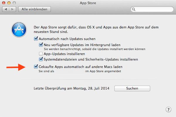 So kann man automatisch Apps auf verschiedenen Macs installieren