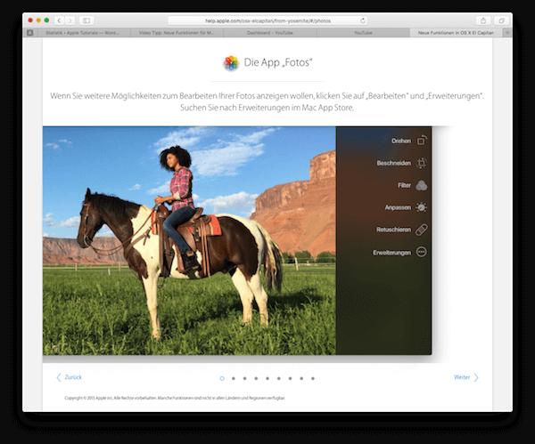 Mac OS X El Capitan - Was ist alles neu?
