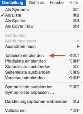 finder-mac-tableiste-einblenden