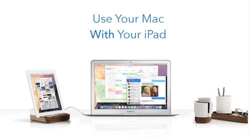 iPad in zusätzlichen Monitor verwandeln