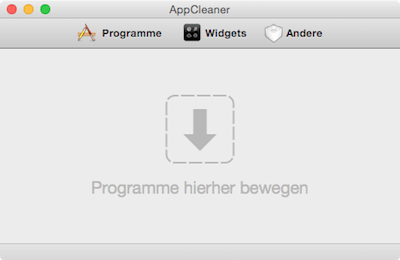 Mac Programm komplett deinstallieren