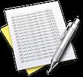 Textedit für Mac OS X